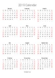 One Sheet Calendar 2020 Printable 2020 Calendars Pdf Calendar 12 Com