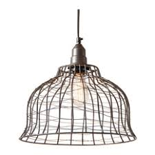 irvins country tinware industrial wire cage pendant smokey black pendant lighting cage pendant lighting