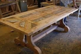 how to build a tabletop from reclaimed wood how to make a table top from planks build reclaimed wood table top