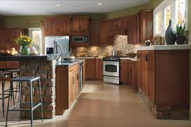 Rustic Kitchen Cabinets Rustic Hickory Kitchen Cabinets Image Of Rustic Hickory Kitchen