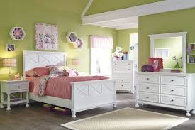 Kaslyn White Bedroom Set | Twin Full | B502 | Ashley