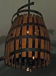 barrel light wine barrel lighting recycled wine barrels lighting ideas com barrel crate and barrel copper