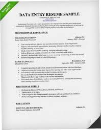 Data Entry Sample Resume Gorgeous Data Entry Job Description For Resume CPBZ Data Entry Job