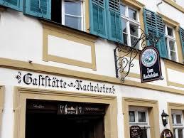 Bild Gasthaus Kachelofen Zu Gasthaus Kachelofen In Bamberg