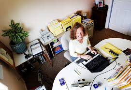 lancers finding more open doors durango lance writer a durbano works from her home office on monday durbano has made lancing work for her and touts it as an option