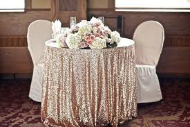 108 round champagne sequin tablecloth table overlay for wedding beautiful table overlay decoration cotton tablecloths whole table linens