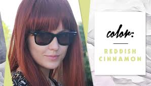 Cinnamon Hair Color Chart A Hair Color Chart For Every Shade Imaginable Stylecaster