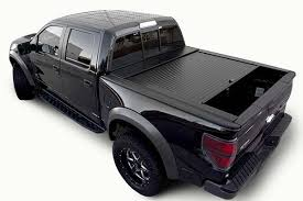 Truck Covers USA American Roll Tonneau Cover - SHIPS FREE
