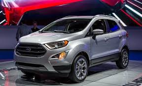 2018 ford suv. exellent ford 2018 ford ecosport finally gets in the weesuv game and ford suv 1