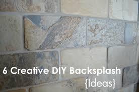 Kitchen Backsplash Wallpaper Backsplash Textured Wallpaper Frugal Ain T Cheap Kitchen