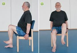 this exercise will strengthen hips and thighs and improve flexibility