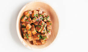 Count ¼ cup of blended tofu per egg in a recipe. Extra Firm Tofu Recipe Easy Cooking Method And Ingredients Tourne Cooking Food Recipes Healthy Eating Ideas