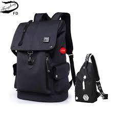 FengDong <b>waterproof oxford</b> fabric boys school <b>bags backpack</b> for ...