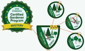 Online Badge Online Certified Gardener Classes Digital Badge Program