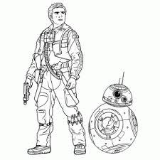 Leuk Voor Kids Star Wars The Force Awakens Kleurplaten