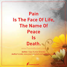 Life Quotescom Fascinating The Name Of Peace Is Death Life Quote