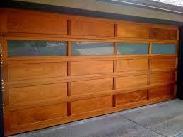 wood garage doorWood Garage Door Panels Natural BEST HOUSE DESIGN  Wood Garage