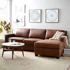west elm recliner build your own leather sectional pieces west elm pertaining to leather sofa with chaise lounge ideas west elm spencer wood framed recliner