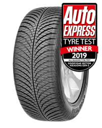 <b>Goodyear Vector 4Seasons Gen-2</b> 235/55R17 103V from JE Tyres ...