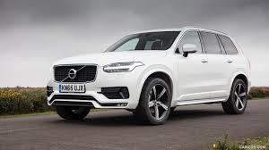 Volvo Xc90 R Design 2016 Volvo Xc90 R Design Uk Spec White Hd Wallpaper 30