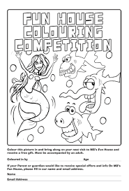 Colouring In Competitionl