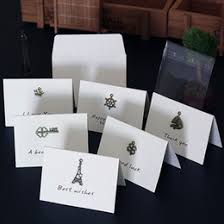 wedding invitation paper types online wedding invitation paper folding type kraft paper wed card invitation diy party message paper cards wed cards blank papers creative design