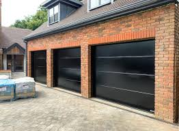 sectional garage doors access garage