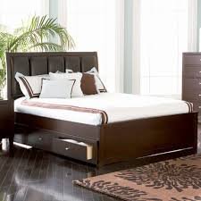 contemporary beds with storage