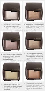 hourglass ambient lighting powders