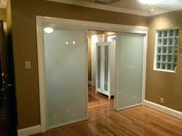 closet door floor track bypass closet doors bypass closet door floor track