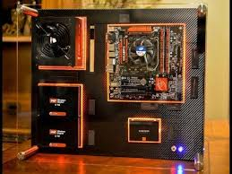 mount motherboard to wall
