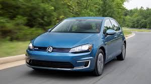 Volkswagen eGolf review, specs, price and photo gallery