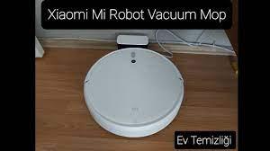 Xiaomi Mi Robot Vacuum - Mop (Temizlik Robotu) ile Ev Temizliği !! - YouTube