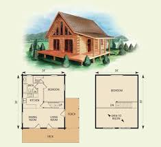 cabin floor plans. West Virginian Log Home And Cabin Floor Plan Plans