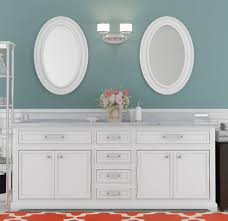 Traditional double sink bathroom vanities Antique White Three Posts Bergin 72 Wayfair Three Posts Bergin 72