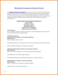 Sample Resume For Freshers Engineers Pdf Download Or Mechanical