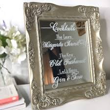Signage Rentals Wedding Event Calligraphy