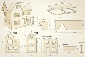 cottage floor plans ontario awesome 32 free doll house plans ideas best image orai