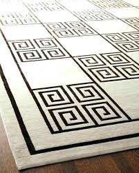 green greek key rug key rug grey key rug 8 x black sage green ivory indoor green greek key rug