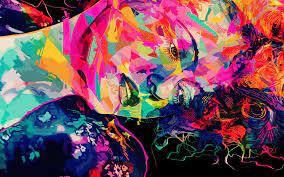 Desktop Abstract Art Wallpaper ...