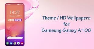 Theme for Samsung Galaxy A100 / Samsung ...