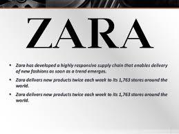 mini case study zara and fashionable items 3 iuml130sect zara