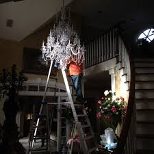 gallery of enchanting chandelier cleaning executive cleaning services inc for chandelier cleaning services
