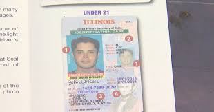 Upgrading Id For Driver's Security Licenses Wics Illinois Cards