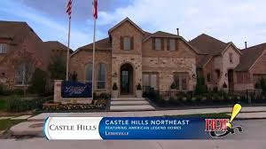 Castle Hills Northeast featuring American Legend Homes in