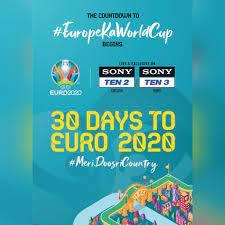 Sony Pictures Sports Network unveils UEFA EURO 2020 fixtures - SportsBeezer