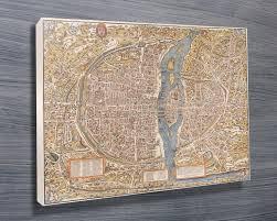 ancient paris map