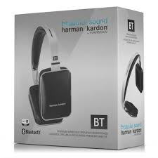 harman kardon bluetooth headphones. sounding headphones with a cool carrying case. you should cop pair. regular price is $249 but can get it on sale at harmankardon.com for $199. harman kardon bluetooth