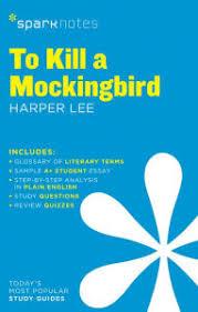 Sparknotes To Kill A Mockingbird