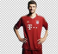 ʔɛf tseː ˈbaɪɐn ˈmʏnçn̩), fcb, bayern munich, or fc bayern. Thomas Muller Fc Bayern Munich Kit History Football Player Stern Des Sudens Png Clipart Clothing Fc